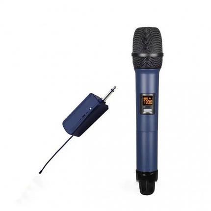 Універсальний вокальний кардіоїдний радіо мікрофон SHUPERD M 1, фото 2