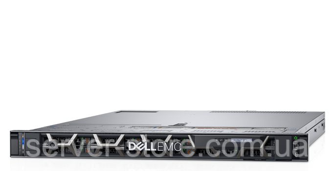 Сервер Dell PE R640 (210-R640-6240R) - Intel Xeon Gold 6240R, 24 Cores, 35,75Mb Cache, up to 4.00GHz