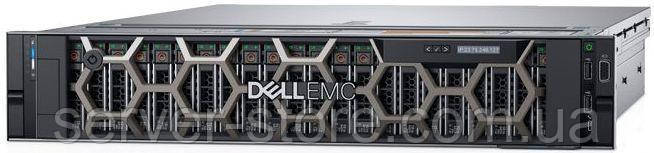 Сервер Dell PE R740 (210-R740-6242R) - Intel Xeon Gold 6242R, 20 Cores, 35,75Mb Cache, up to 4.10GHz
