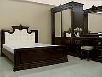 Спальня из натурального дерева МАРИЯ Гарнитур для спальни разные цвета. Мебель для спальни Элеонора стиль