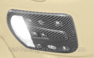 MANSORY roof light unit cover for Ferrari F12 Berlinetta