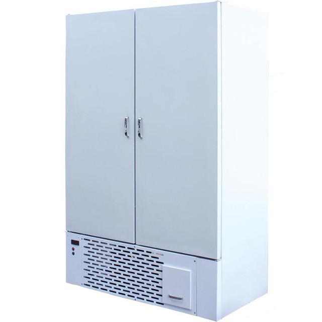 Фото Шкаф холодильный профессиональный АйсТермо ШХС-1.2 глухой на 1200 литров
