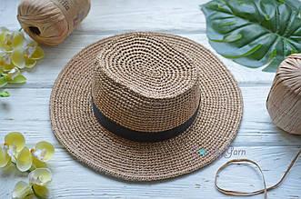 Шляпа-ковбойка с овальным дном