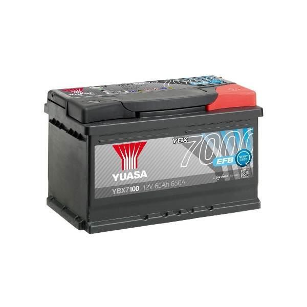 Yuasa 12V 65Ah EFB Start Stop Battery (0)