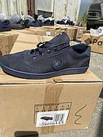 Кеды мужские синие замш сетка на шнурках Paolla, фото 1