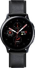Смарт-часы Samsung Galaxy Watch Active 2 44mm Black Stainless steel (SM-R820NSKASEK) (Gold) (Silver)