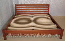 """Кровать двуспальная """"Масу"""" (200*200см.), массив - сосна, ольха, береза, дуб., фото 3"""