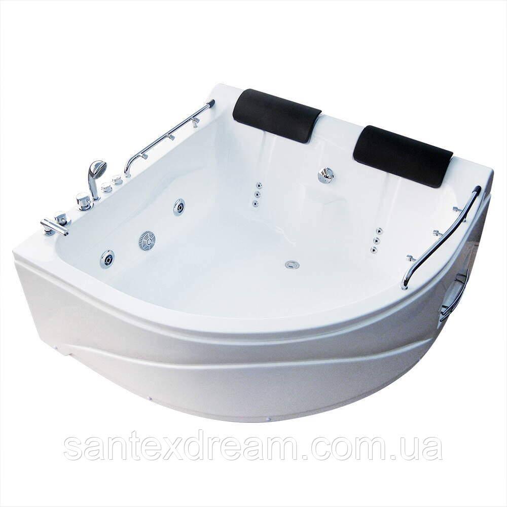 Гидромассажная ванна прямоугольная 007