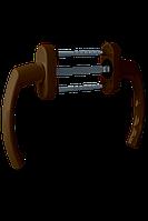 Балконный гарнитур Astex ANTEY BHS 4/3 цвет коричневый RAL 8019