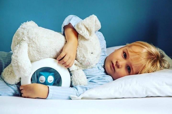 Волшебство в детской комнате благодаря ночнику ZAZU