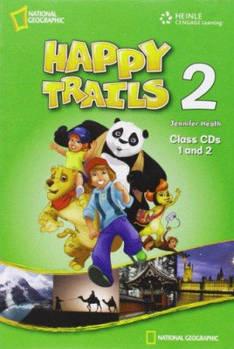 Happy Trails 2 Class Audio CD's (2)