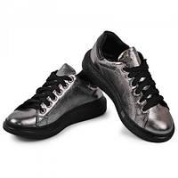 Туфли для девочек на платформе кожаные с ортопедической стелькой размер с 32 по 39 Украина