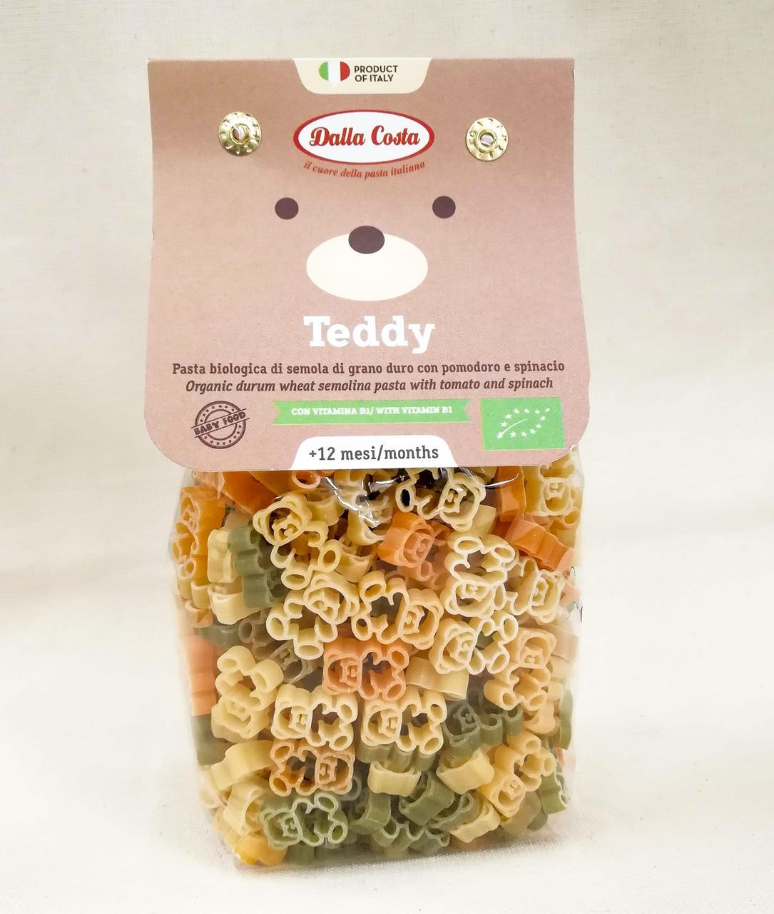 Dalla Costa Teddy макароны для детей 200 gramm