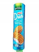Печиво Gullon Mega Duo сендвіч з ванільним кремом, 500 г