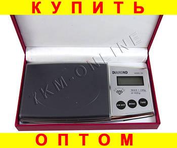 Весы ювелирные 500 01...100гр D100