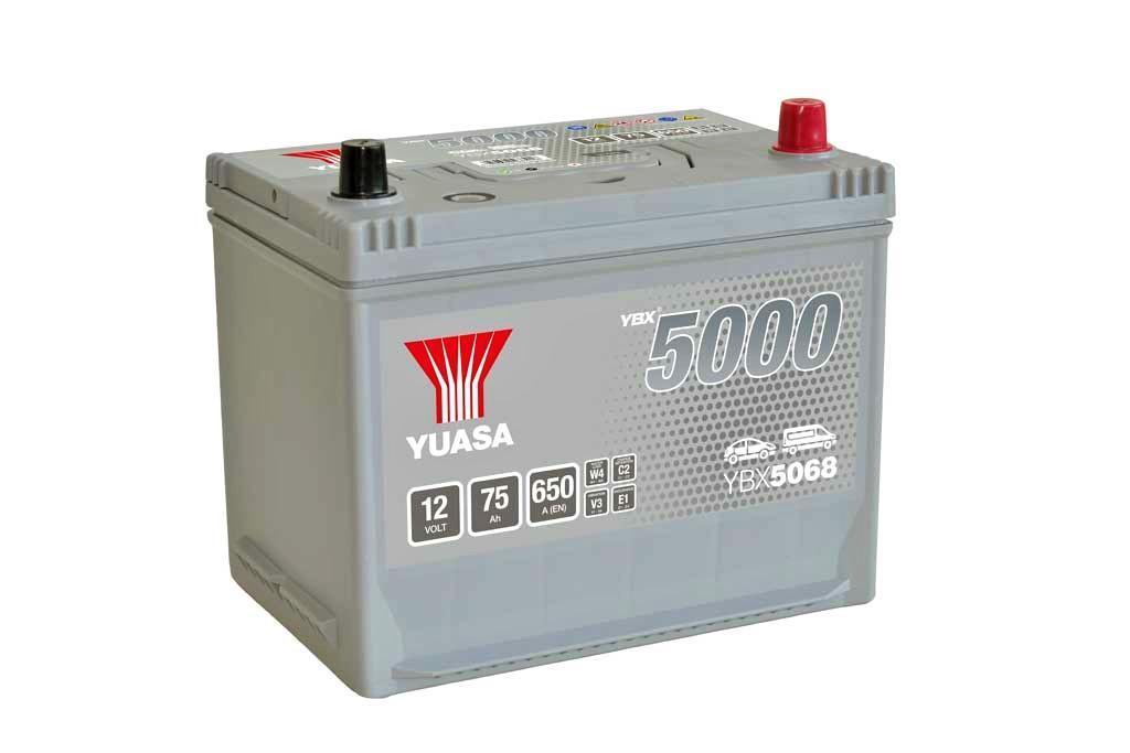Yuasa 12V 75Ah Silver High Performance Battery Japan (0)