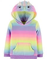 Пуловер райдужний