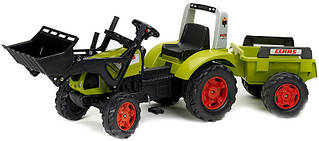 Педальний Трактор з ковшем Claas Arion Falk 1040AM