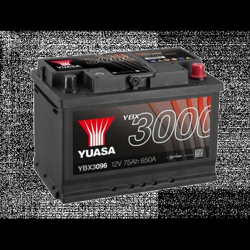 Yuasa 12V 75Ah Silver High Performance Battery (0)