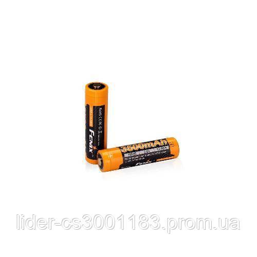 Акумулятор 18650 Fenix 3500 mAh Li-ion