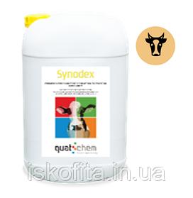 Синодекс. Средство для обработки вымени (молочная кислота + репеллент)
