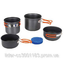 Набір посуду для 2 персон Fire-Maple FMC-208