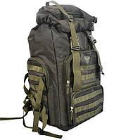 Рюкзак тактичний 160-01 80 л, олива