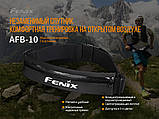 Поясна сумка Fenix AFB-10 блакитна, фото 2