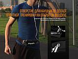 Поясна сумка Fenix AFB-10 блакитна, фото 5
