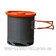 Казанок з теплообмінником Fire-Maple FMC-XK6 1 л