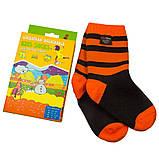 Dexshell Children soсks orange S Шкарпетки водонепроникні  для дітей помаранчеві, фото 6