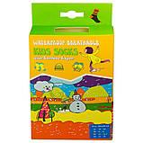 Dexshell Children soсks orange S Шкарпетки водонепроникні  для дітей помаранчеві, фото 8