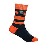 Dexshell Children soсks orange M Шкарпетки водонепроникні  для дітей помаранчеві, фото 5