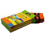 Dexshell Children soсks orange M Шкарпетки водонепроникні  для дітей помаранчеві, фото 7