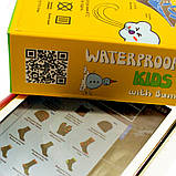 Dexshell Children soсks orange M Шкарпетки водонепроникні  для дітей помаранчеві, фото 10