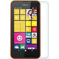 Защитное стекло для Nokia Lumia 530 (0.3 мм, 2.5D)