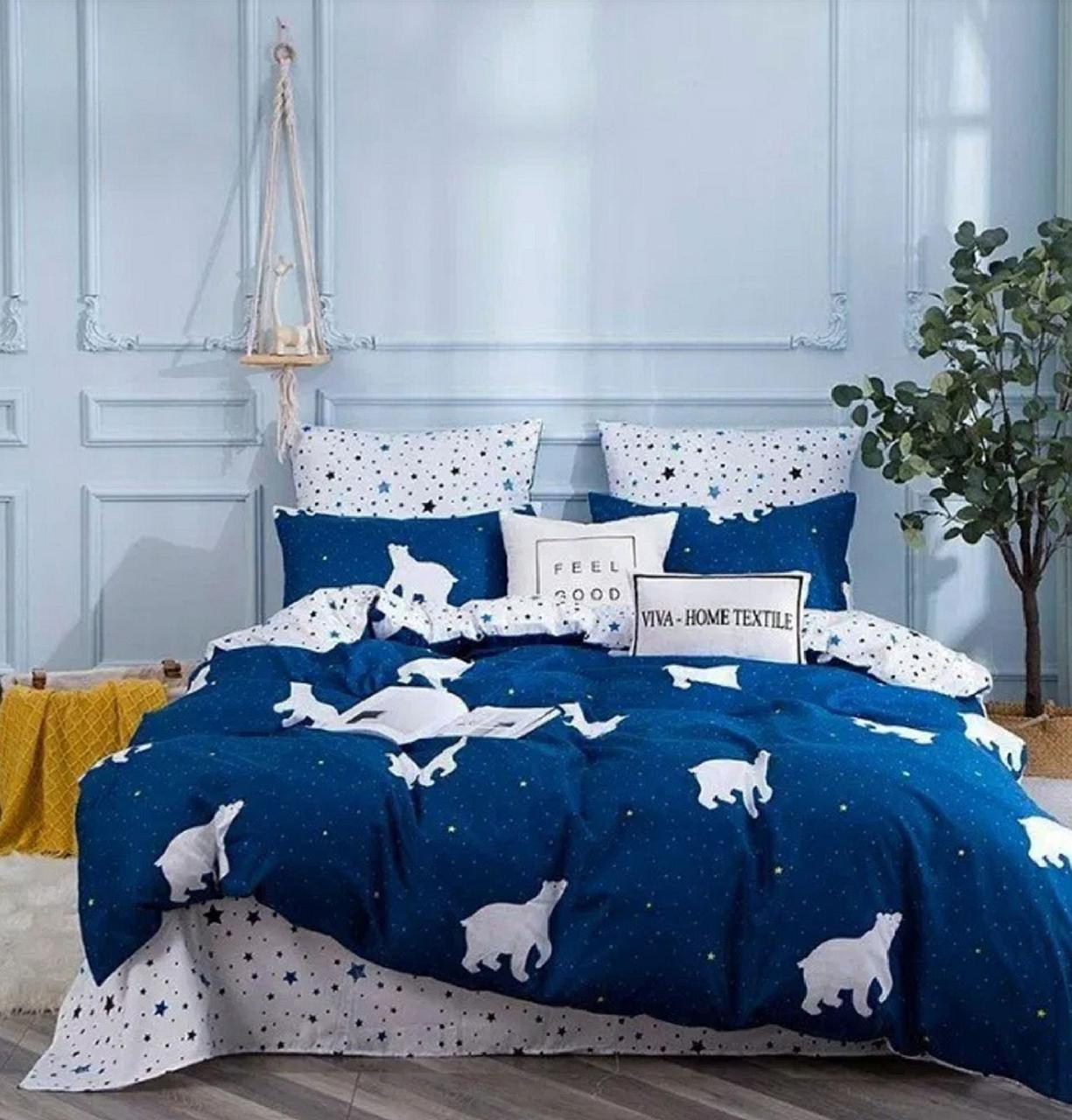 Комплект постельного белья подростковый  полуторный Умка