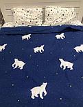 Комплект постельного белья подростковый  полуторный Умка, фото 2