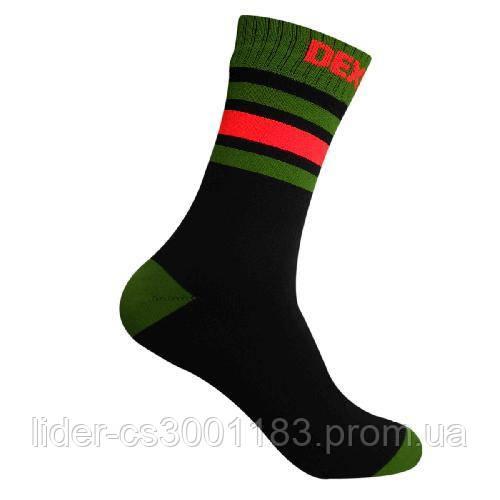 Dexshell Ultra Dri Sports Socks XL Шкарпетки водонепроникні  з помаранчевою смугою