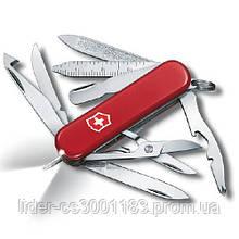 Ніж Victorinox Mini-Champ червоний 0.6386