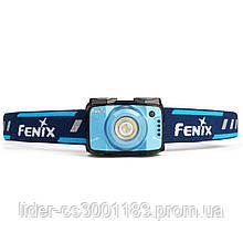 Ліхтар налобний Fenix HL12R блакитний