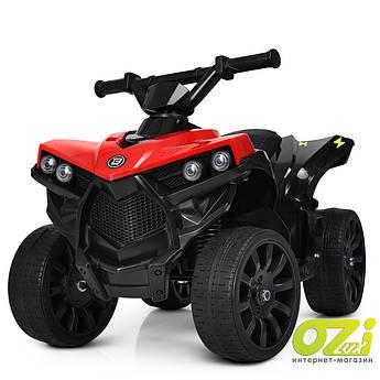 Детский квадроцикл на аккумуляторе M 3638EL-3 красный