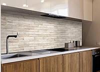 Виниловая наклейка кухонный фартук-скинали 65х250 см ReD Текстура 04 (самоклейка на кухню)