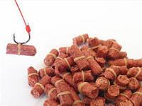 Рыболовная наживка Pellets пеллетс для ловли карпа карася со вкусом червей 10 г.