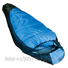 Спальний мішок Tramp Siberia 3000 індиго / чорний  R TRS-039-R