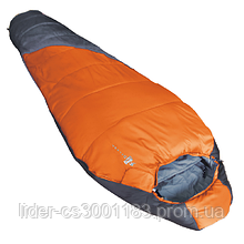 Спальний мішок Tramp Mersey оранж / сірий L TRS-038-L