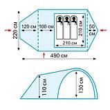 Палатка Tramp Grot v2 TRT-036, фото 4