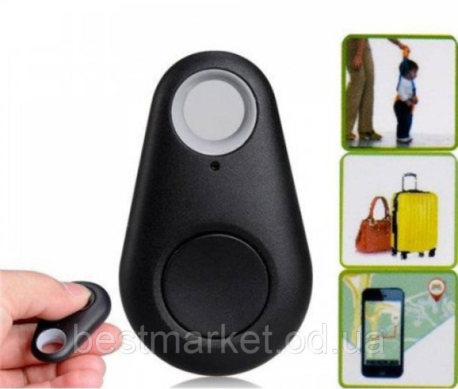 Брелок Трекер с Маячком для Поиска Ключей Телефона Anti Lost Theft Device Поисковый Брелок
