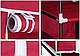 Шкаф STORAGE WARDROBE 98105 складной тканевый, фото 5