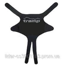 Сидушка Tramp 5 мм L/XL (TRA-051 L/XL Black)